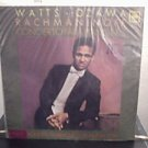 """ANDRE WATTS PLAYS RACHMANINOFF CONCERTO ..."" LP CHILE"