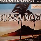 LALO SCHIFRIN y su Orquesta BOSANOVA LP MEXICO AUDIOTON