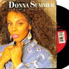 """DONNA SUMMER """"This Time"""" 45 USA ATLANTIC 1989"""
