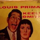 """LOUIS PRIMA & KEELY SMITH """"NIGHT AND DAY"""" LP ARGENTINA"""