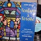 GILBERT BECAUD L'Enfant a L'Etoile Rare LP FRANCE 1960