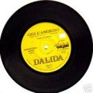 "DALIDA ""GIGI L' AMOROSO IN SPANISH & FRENCH"" 33 CHILE"