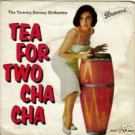 """TOMMY DORSEY ORCHESTRA """"TEA FOR TWO CHA CHA"""" 45 AMAZING"""