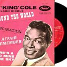 NAT KING COLE IN THE MOVIE 45 EP CHILE CAPITOL