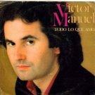 """VICTOR MANUEL """"TODO LO QUE AMO"""" 45 PROMOCIONAL ESPAÑA"""