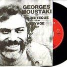 "GEORGES MOUSTAKI ""Le Meteque"" 45 GERMANI POLYDOR 66.675"
