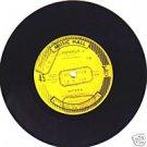 "MISTER K ""POP CORN & SYNTHETIC SISTER Nº 1"" 45 AMAZING"