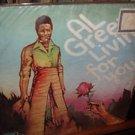 "AL GREEN ""Viviendo Para Ti"" LP CHILE PROMOTIONAL  1973"