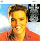 ELVIS PRESLEY For FANS ONLY CD GERMAN RCA