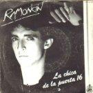 "RAMONCIN ""LA CHICA DE LA PUERTA 16"" 45 SINGLE SPAIN 84"