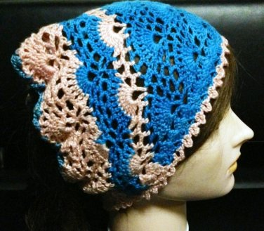 PATTERN - Blue Bandana