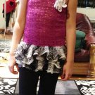 PATTERN - Rasberry Dance Dress for girls