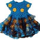 PATTERN - Flower baby Dress