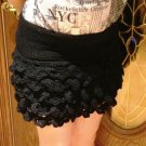 PATTERN - Black Skirt for girls and teens
