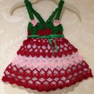 Strawberry Dress for girls
