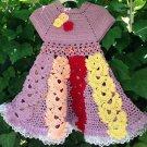 PATTERN - Irish baby Dress