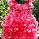 PATTERN - Tank Top Ruffle Baby Dress