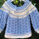 PATTERN - Baby Blue Hat and Sweater