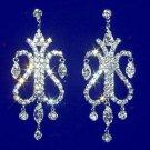 Gorgeous 6 Carat Diamonds Chandelier Earrings White Gold Diamond Ear Ring
