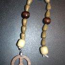 Power of Three Peace Prayer Beads