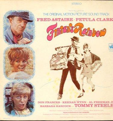FINIAN'S RAINBOW - Original Motion Picture Sound Track - 1968 LP (Dunhill - D-50008)