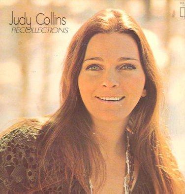 JUDY COLLINS - Recollections - 1969 LP (Elektra - EKS-74055)