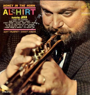 AL HIRT - Honey In The Horn - 1963 LP (RCA Victor - LPM-2733)