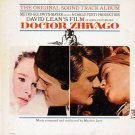 DOCTOR ZHIVAGO - Original Soundtrack Album - 1966 LP (MGM Records - 1E-6ST)