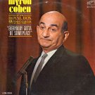 MYRON COHEN - Everybody Gotta Be Someplace - 1966 LP (RCA Victor - LPM-3534)