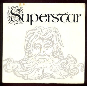 JESUS CHRIST SUPERSTAR - Murray Head & Andrew Lloyd Weber (Decca #732603) - 45rpm w/ picture sleeve