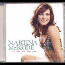 MARTINA McBRIDE - Waking Up Laughing - 2007 CD + DVD - RCA / Sony BMG (88697-06958-2)