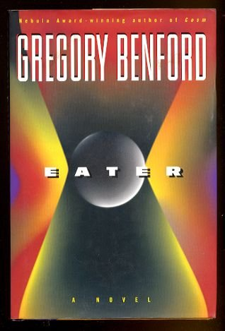 EATER by Gregory Benford (2000, Hardcover)