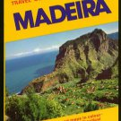1987 BERLITZ Pocket Travel Guide to MADEIRA by Ken Bernstein (Softcover)