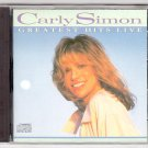 CARLY SIMON - Greatest Hits Live - 1988 CD - Arista Records (ARCD-8526)