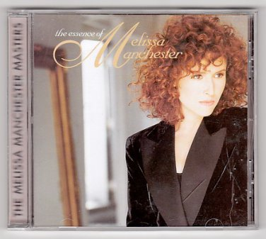MELISSA MANCHESTER - the essence of Melissa Manchester - 1997 CD - Arista Records (07822-18967-2)