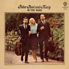 PETER, PAUL & MARY - In The Wind - 1963 LP (Warner Bros. - W1507)