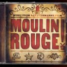 MOULIN ROUGE! - Motion Picture Soundtrack - 2001 CD - Interscope Records (06949 3035 2)