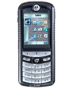 moto E398 UNLOCKED GSM + 64 MB