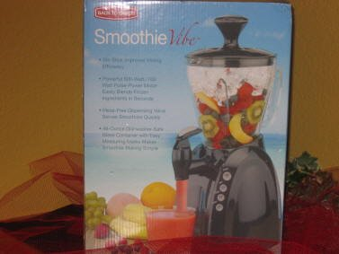 New Smoothy Vibe Blender Smoothie Machine