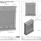 TRADITIONAL WINE RACK (1235 X 935) EASILY BUILD YOUR OWN & SAVE - Full Plans V1