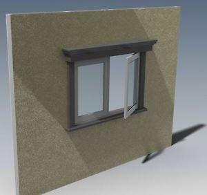 TIMBER CASEMENT WINDOWS - V02 - Building Plans 2D & 3D - MAKE YOUR OWN & SAVE $$