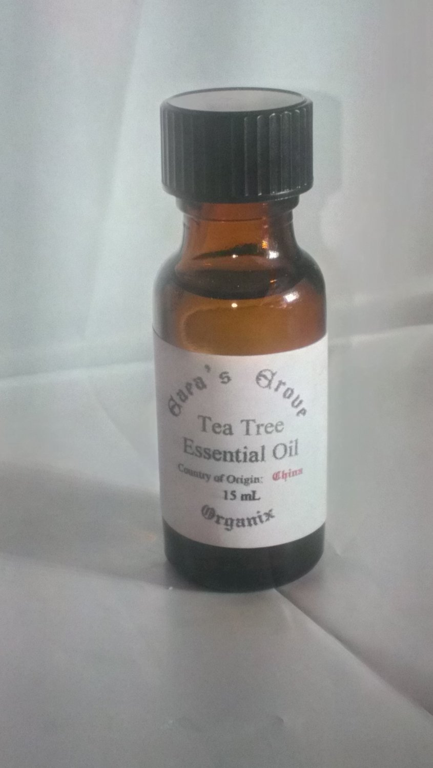 15 tea tree oil