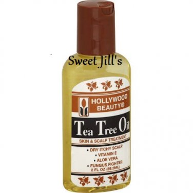 Hollywood Beauty Tea Tree Oil Skin & Scalp Treatment 2oz (EC0278)
