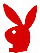 Playboy Bunny Indoor/Outdoor Tanning Temporary Tattoo Stickers 50ct (EC00)