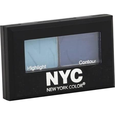 NYC City Duet Eyeshadow 813B Yankee Blues (EC399-106)