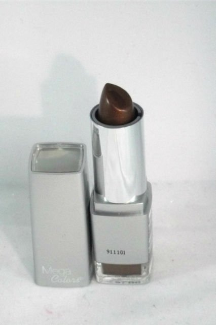 Wet N Wild Mega Colors Lipstick 906C Chocolate Fondue (EC0399-106)