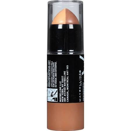 Maybelline Facestudio Master Contour V-Shape Duo Stick Contour & Highlight 20 Deep (EC799-109)