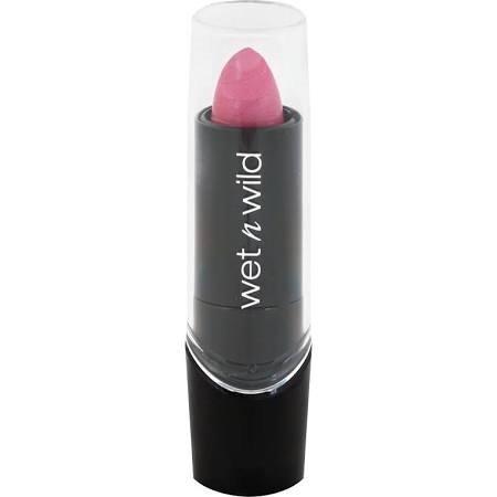 Wet N Wild Silk Finish Lipstick 526C Retro Pink (EC699-106)