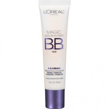 L'Oreal Magic Skin Beautifier BB Cream 810 Fair 1oz Primer (EC799093)