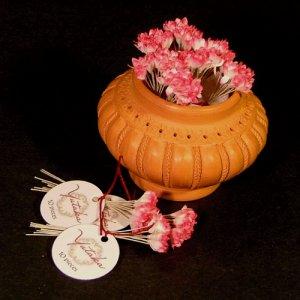 Pink mini flower